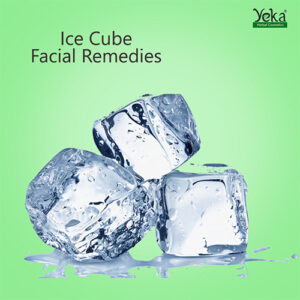 Quench Your Skin's Thirst With Ice Cube Facial Remedies